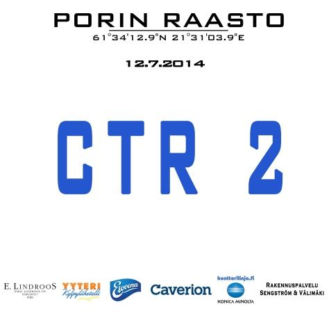 CTR 2, porin raasto